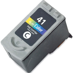Premium Quality Colour Ink Cartridge for Canon CL-41
