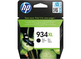 High Capacity Black HP 934XL Ink Cartridge - C2P23A