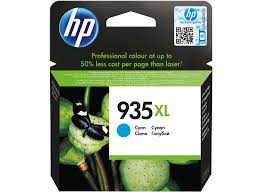High Capacity Cyan HP 935XL Ink Cartridge - C2P24A