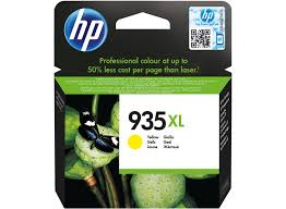 High Capacity Yellow HP 935XL Ink Cartridge - C2P26A