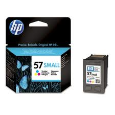HP 57 Small Colour Ink Cartridge (4.5ml)