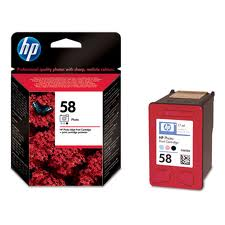 HP 58 Photo Color Ink Cartridge