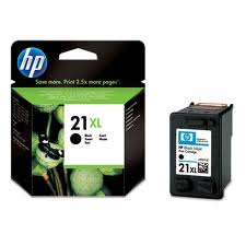 HP 21XL Extra Large Capacity Black Ink Cartridge (C9351C)