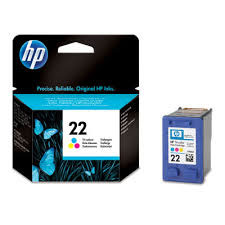 HP 22 Color Ink Cartridge (C9352A)