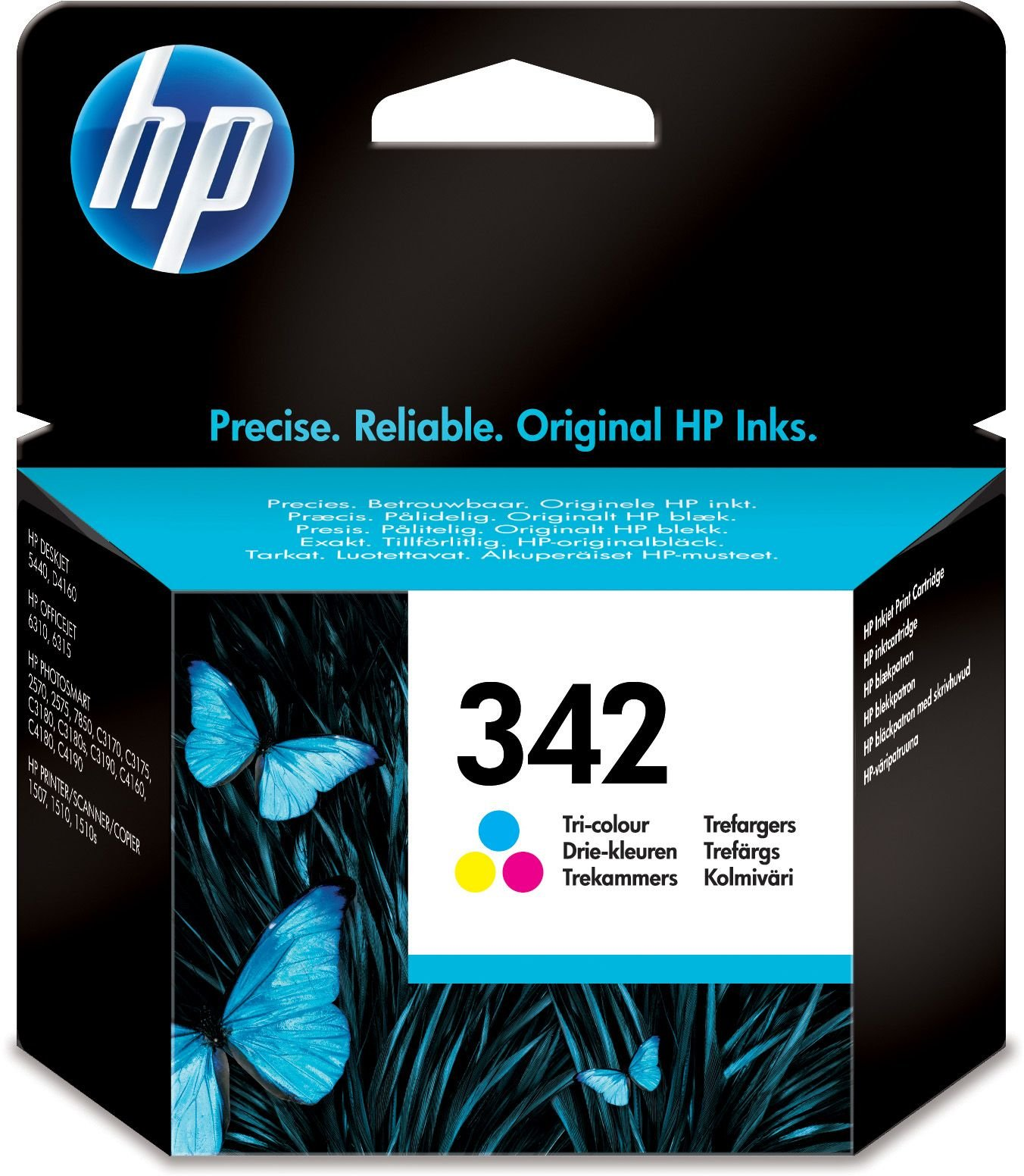 HP 342 Vivera Colour Ink Cartridge - C9361E