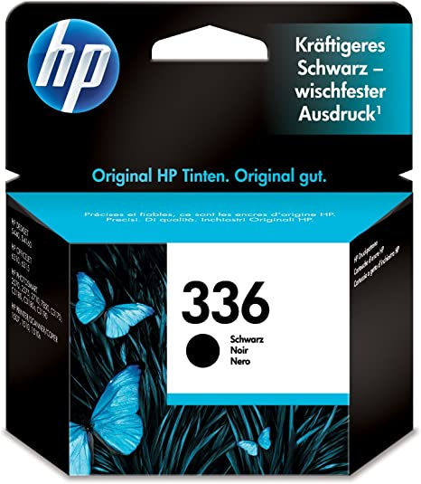 HP 336 Vivera Black Ink Cartridge - C9362E