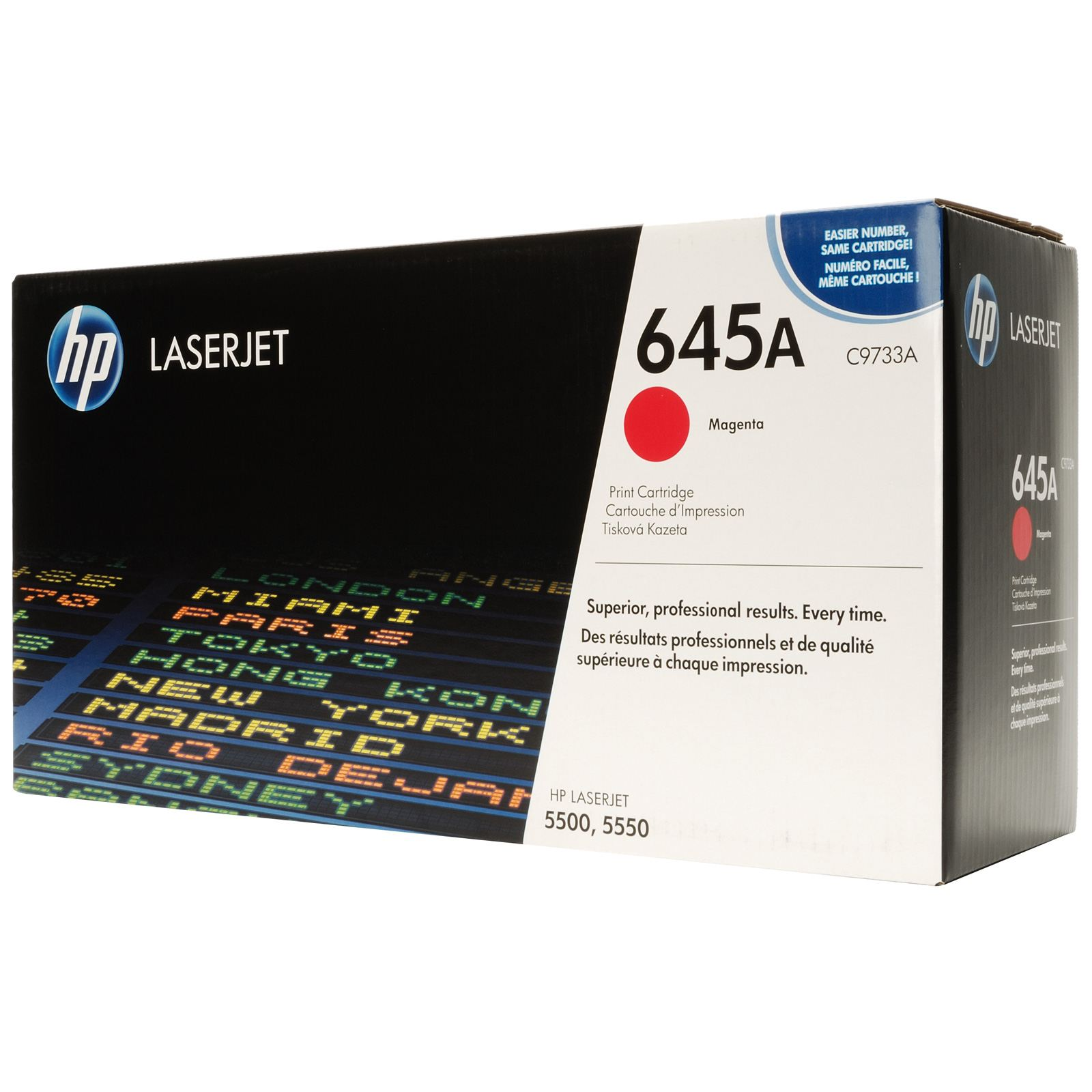 HP C9733A Magenta (645A) Toner Cartridge