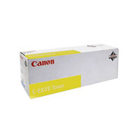 Canon C-EXV8 Y Yellow Copier Toner Cartridge (CEXV8 Y) - 7626A002AA