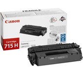 Canon 715H High Capacity Laser Toner Cartridge - 1976B002AA
