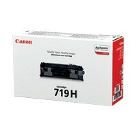 Canon 719H High Capacity Laser Toner Cartridge - 3480B002AA