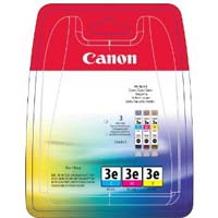 Canon BCI-3 C/M/Y Ink Cartridges