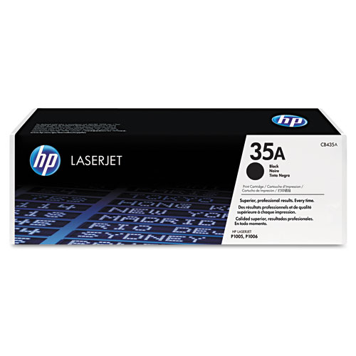 HP 35A Laser Cartridge - CB435