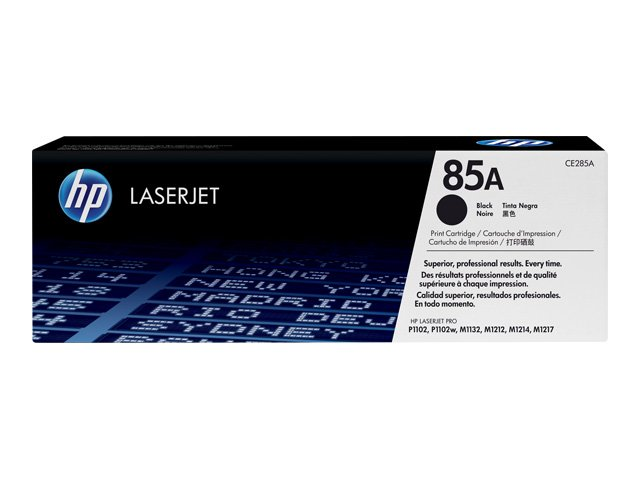 HP CE285A Black (85A) Toner Cartridge - CE 285A