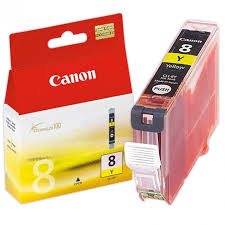 Canon CLI-8Y Yellow Cartridge ( 8Y )