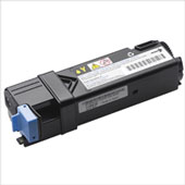 Dell High Capacity Yellow Laser Cartridge - PN124