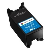 Dell Series 22R High Capacity Tri-Colour Ink Cartridge - X738N