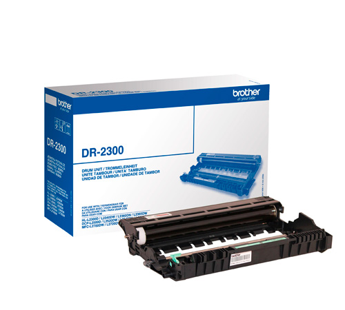 Brother DR2300 Image Drum Unit DR-2300, 12K Page Yield