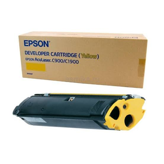 Compatible Yellow Laser Toner Cartridge for Epson S050097