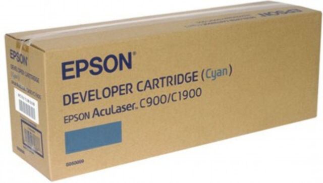 Compatible Cyan Laser Toner Cartridge for Epson S050099