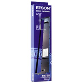 Epson 8755 Black Fabric Ribbon - C13S015020 - S015020