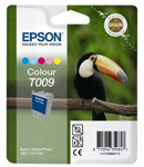Epson T009 Color Ink Cartridge C13T009401