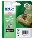 Epson T0346 Ultrachrome Light Magenta Ink Cartridge