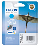 Epson T0442 DuraBrite Cyan Ink Cartridge