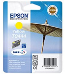Epson T0444 DuraBrite Yellow Ink Cartridge