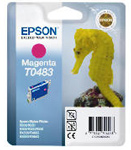 Epson T0483 Magenta Ink Cartridge