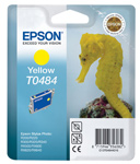 Epson T0484 Yellow Ink Cartridge