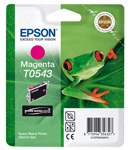 Epson T0543 UltraChrome Hi-Gloss Magenta Ink Cartridge