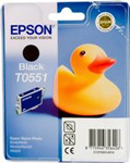 Epson T0551 Black Ink Cartridge