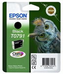 Epson T0791 Claria Photographic Black Ink Cartridge
