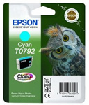 Epson T0792 Claria Photographic Cyan Ink Cartridge