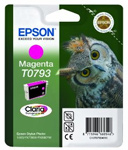 Epson T0793 Claria Photographic Magenta Ink Cartridge