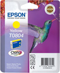 Epson T0804 Claria Photographic Yellow Ink Cartridge