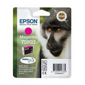 Epson T0893 DuraBrite Ultra Magenta Ink Cartridge ( Monkey )