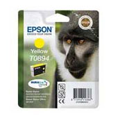 Epson T0894 DuraBrite Ultra Yellow Ink Cartridge ( Monkey )
