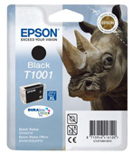 Epson T1001 DuraBrite Ultra High Capacity Black Ink Cartridge ( Rhino )