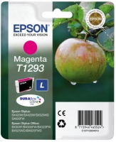 Epson T1293 DuraBrite Ultra Apple High Capacity Magenta Ink Cartridge