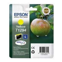 Epson T1294 DuraBrite Ultra Apple High Capacity Yellow Ink Cartridge