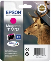 Epson T1303 DuraBrite Ultra Stag XL Extra High Capacity Magenta Ink Cartridge