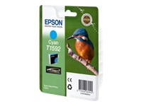 Epson T1592 Kingfisher UltraChrome Hi-Gloss2 Cyan Ink Cartridge