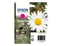 Magenta Epson 18 Ink Cartridge (T1803) Printer Cartridge