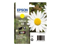 Yellow Epson 18 Ink Cartridge (T1804) Printer Cartridge