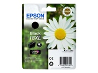 Black Epson 18XL Ink Cartridge (T1811) Printer Cartridge