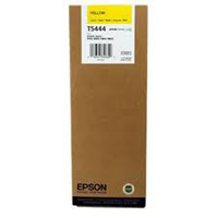 Epson T5444 UltraChrome Yellow Ink Cartridge C13T544400, 220ml