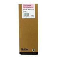 Epson T5446 UltraChrome Light Magenta Ink Cartridge C13T544600, 220ml