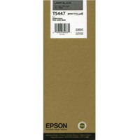 Epson T5447 UltraChrome Light Black Ink Cartridge C13T544700, 220ml