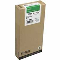 Epson T596B Green Ink Cartridge C13T596B00, 350ml